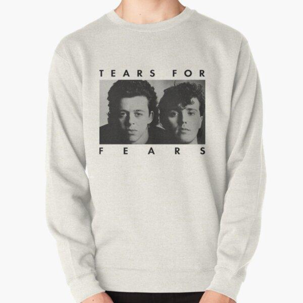 Tears For Fears - Retro Pullover Sweatshirt