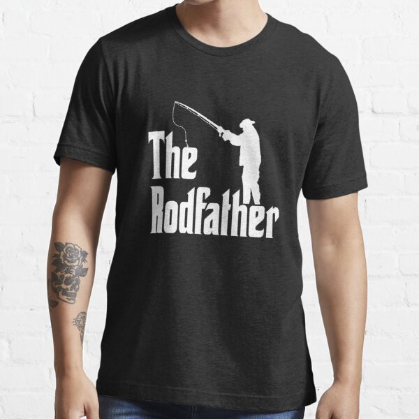 The Rodfather Essential T-Shirt