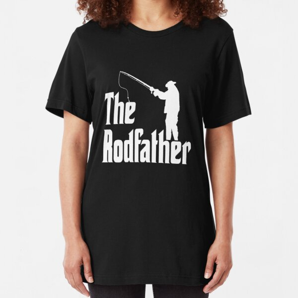 The Rodfather Slim Fit T-Shirt