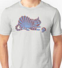 Schroedinger's hairball Unisex T-Shirt