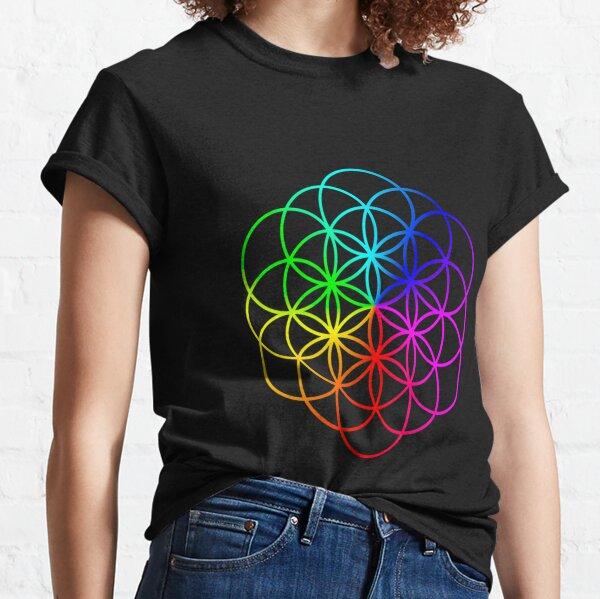 Blume des Lebens T-ShirtDie Blume des Lebens Classic T-Shirt