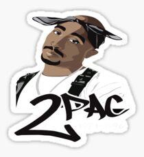 American rapper Sticker
