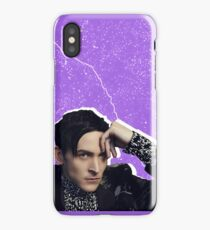 Robin Lord Taylor Purple iPhone Case