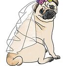 Pug Wife by DEELARD