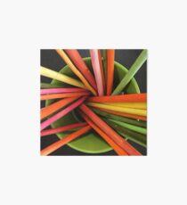Bucket of Color Art Board