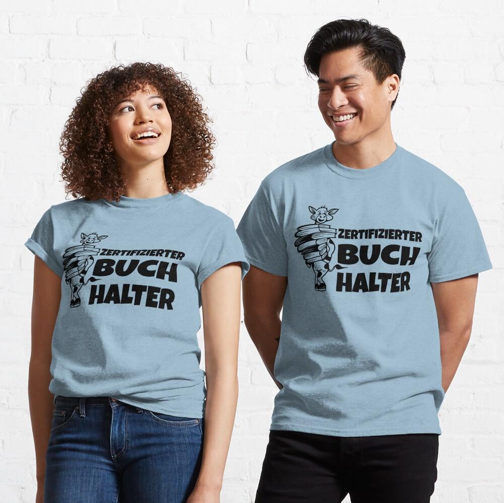 Zertifizierter Buchhalter Classic T-Shirt