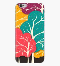 Happy Forest iPhone Case