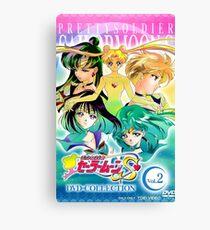 Sailor Moon and Outer Senshi Canvas Print