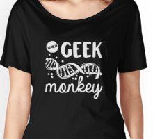 Geek Monkey Cosima Tv Show Women's Relaxed Fit T-Shirt