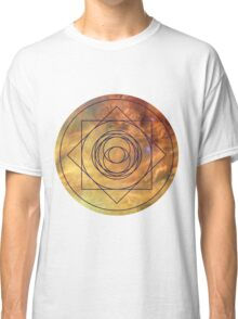 Design On the Front - Eye of the Nebula Clothing Classic T-Shirt
