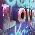 Graffiti with Love by DamnAssFunny