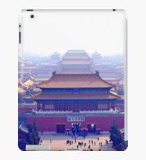 Forbidden city complex in Beijing, China iPad-Hülle & Klebefolie