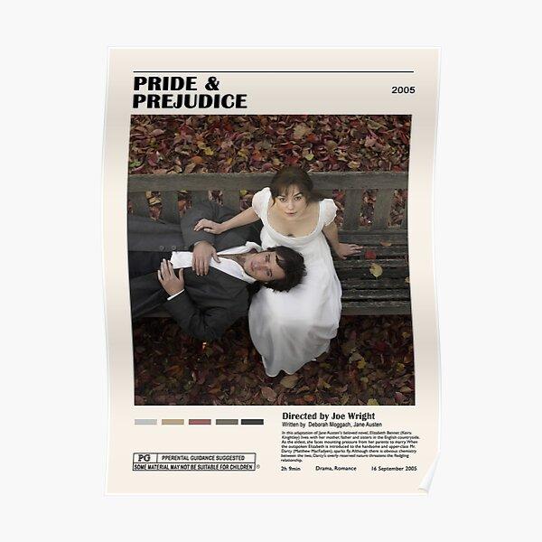 Orgueil et préjugés Poster