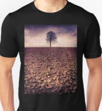 Lonely tree in early spring T-Shirt