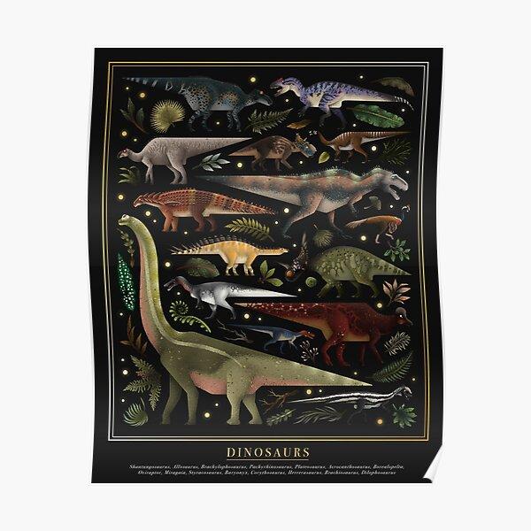 Dinosaurs II Poster