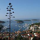 Hvar, Croatia by Dalmatinka