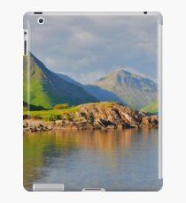 The Lake District: Wastwater iPad Case/Skin