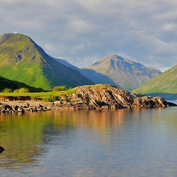 The Lake District: Wastwater by rob3003