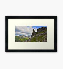The Lake District: Eskdale Needle Framed Print
