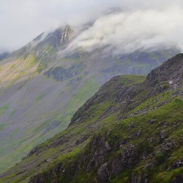 The Lake District: Corridor Route on Scafell by rob3003
