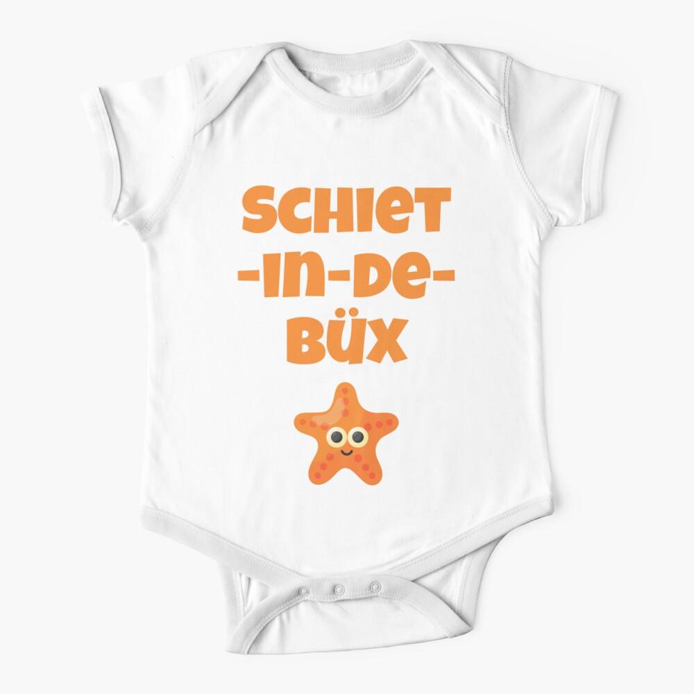Hosenscheißer - Schiet in de Büx Baby Body