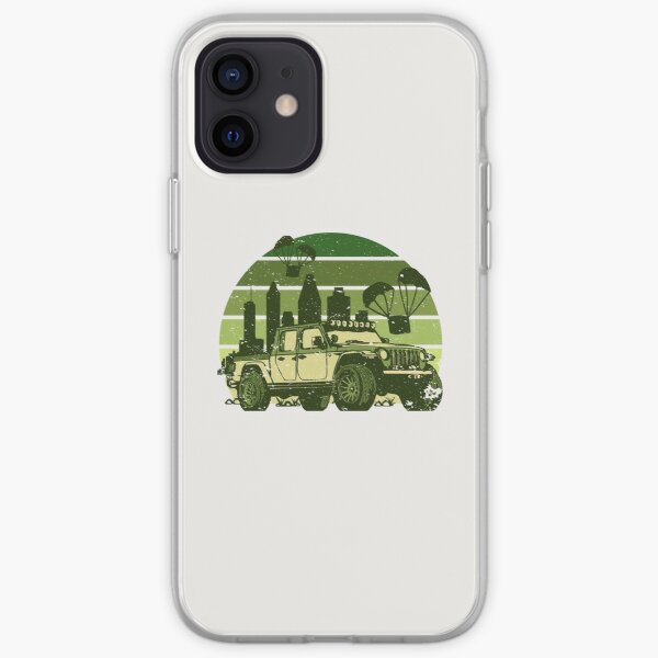 OFF-ROAD VEHICLE iPhone Soft Case