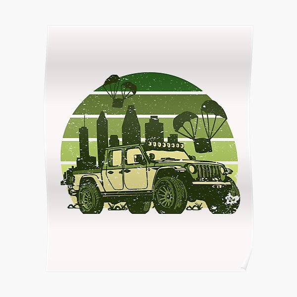 OFF-ROAD VEHICLE Poster