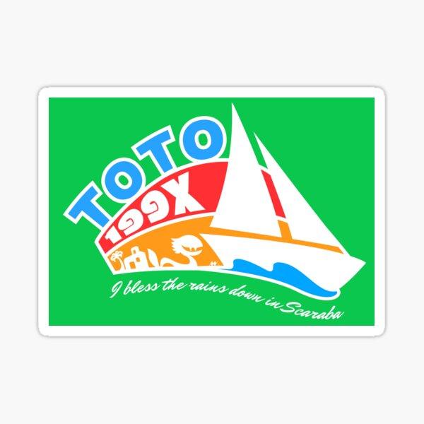 EB-TOTO 199X Sticker