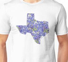Texas Flowers Unisex T-Shirt