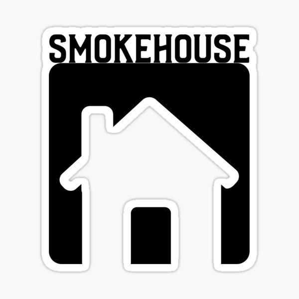 Smokehouse  Sticker