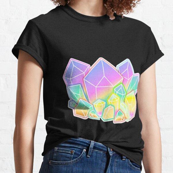 Rainbow Quartz Classic T-Shirt
