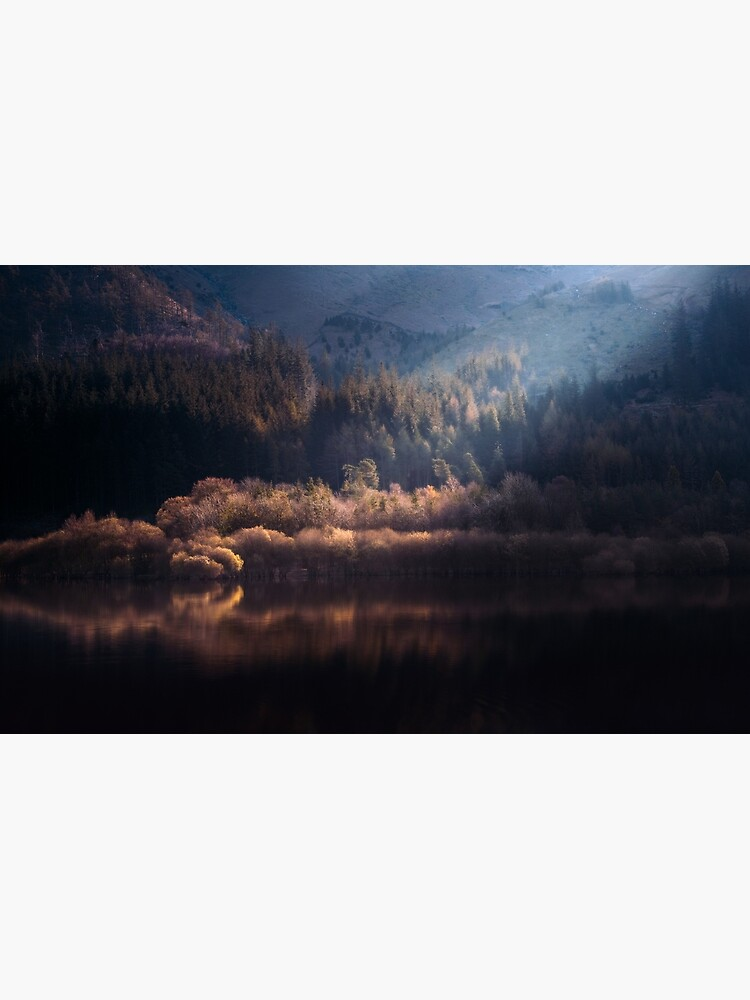 Light and reflections - Over the shoulder of Helvellyn by MaliPhotography