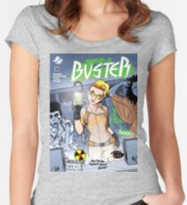 Buster 35 Women's Fitted Scoop T-Shirt