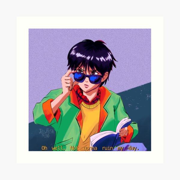 yu yu hakusho  Art Print