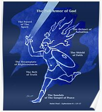 Full Armor of God - Warrior Girl 5 Poster