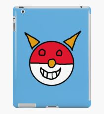 pocket monster ball iPad Case/Skin