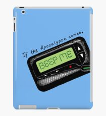 Date First, Fight Later iPad Case/Skin