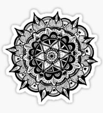 Flower Mandala Sticker