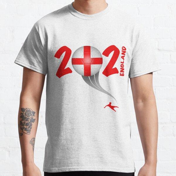 England Euro Soccer 2021 logo  Classic T-Shirt