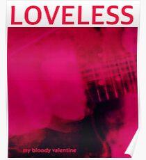My Bloody Valentine Loveless Poster