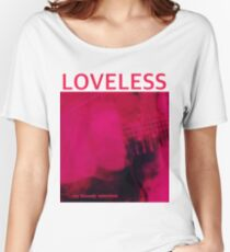 My Bloody Valentine Loveless Women's Relaxed Fit T-Shirt