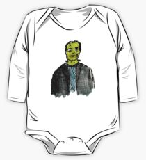 The Monster One Piece - Long Sleeve