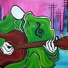 Music Man by Laura Barbosa