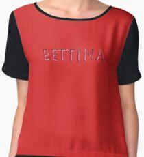 Bettina Chiffon Top