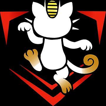 Pokemon Go - Team Rocket! by birbdoll