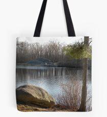 water sence Tote Bag
