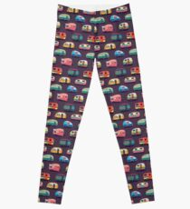 Happy camper Leggings