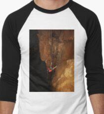 My Very First Rappel Men's Baseball ¾ T-Shirt