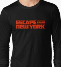 Escape from New York (1981) Movie Long Sleeve T-Shirt