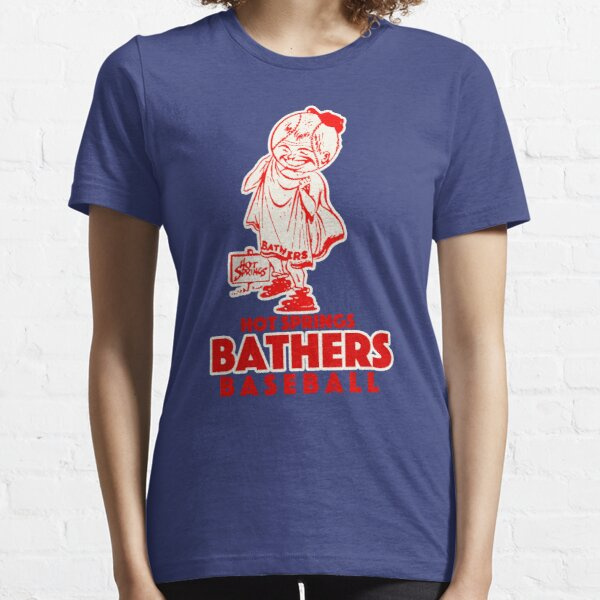 HOT SPRINGS BATHERS VINTAGE SHIRT AND STICKER  Essential T-Shirt